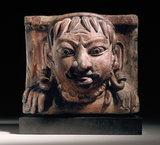 Rahu, The Demon of Eclipses - Los Angeles County Museum of Art