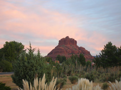 Bell Rock near Sedona, Arizona