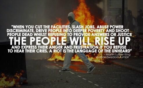 The people will rise up