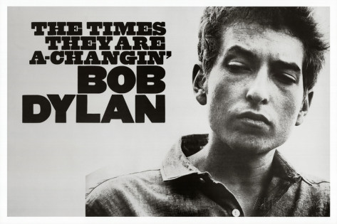 Bob Dylan's The Times They Are A Changin'
