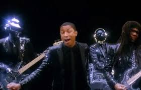 Daft Punk ft. Pharrell Williams