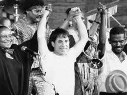 Paul Simon-GRACELAND-African tour