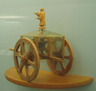 Model of a Chinese South Pointing Chariot