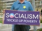 Socialism = Trickle Up Poverty