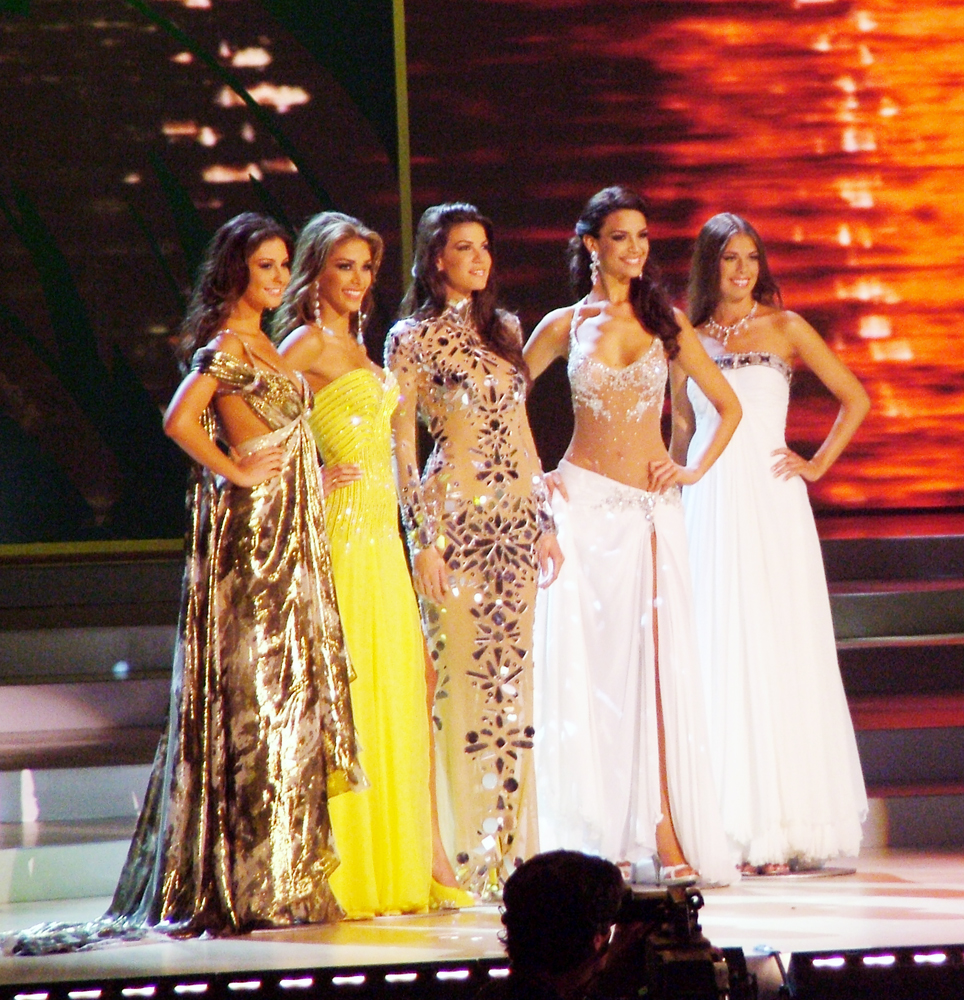 Miss Universe 2008, top 5